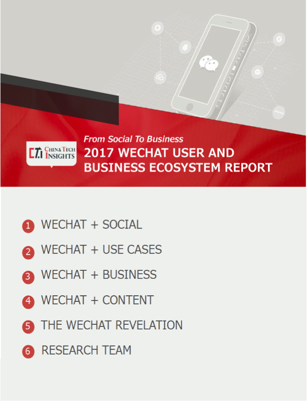 WeChat User and Business Ecosystem Report